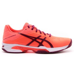 ASICS GEL SOLUTION SPEED 3 CLAY E651N 0633