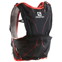 MOCHILA SALOMON S-LAB ADV SKIN 12 SET BLACK