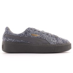 PUMA Suede Plataform Elemental Steel Gray