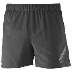 SALOMON PANTALON AGILE SHORT M ASPHALT