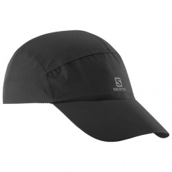 SALOMON GORRA CAP WATERPROOF CAP BLACK L35896700
