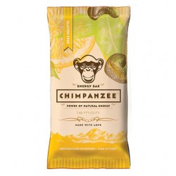 CHIMPANZEE BARRITA ENERG. LEMON 55GR.