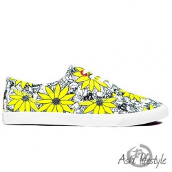BUCKETFEET FLORAL PEOPLE 20100-0048