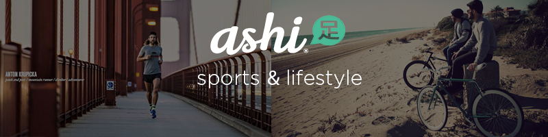 ashi sports lifestyle concept