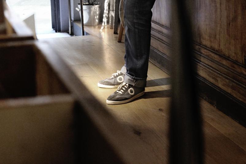 zapatillas aro finca canvas