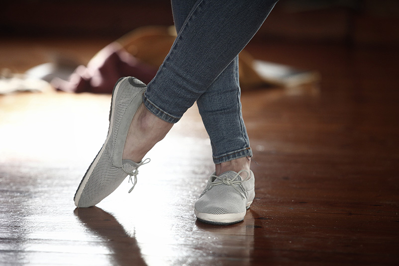 zapatillas aro holly