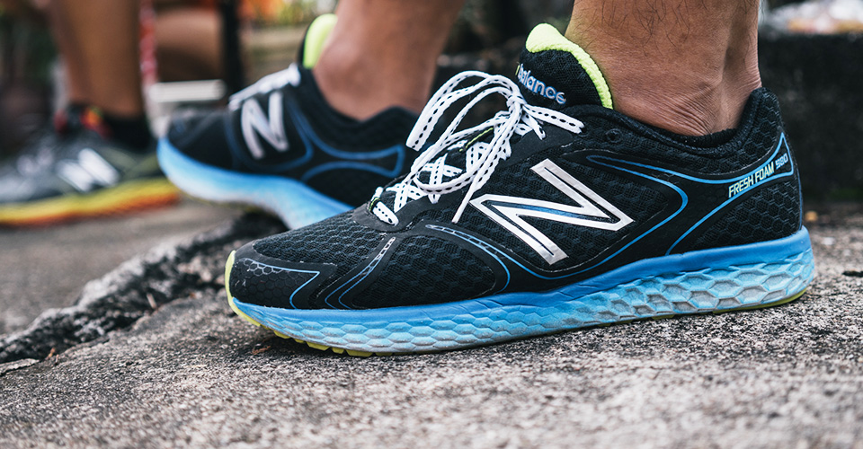 new balance fresh foam 2016