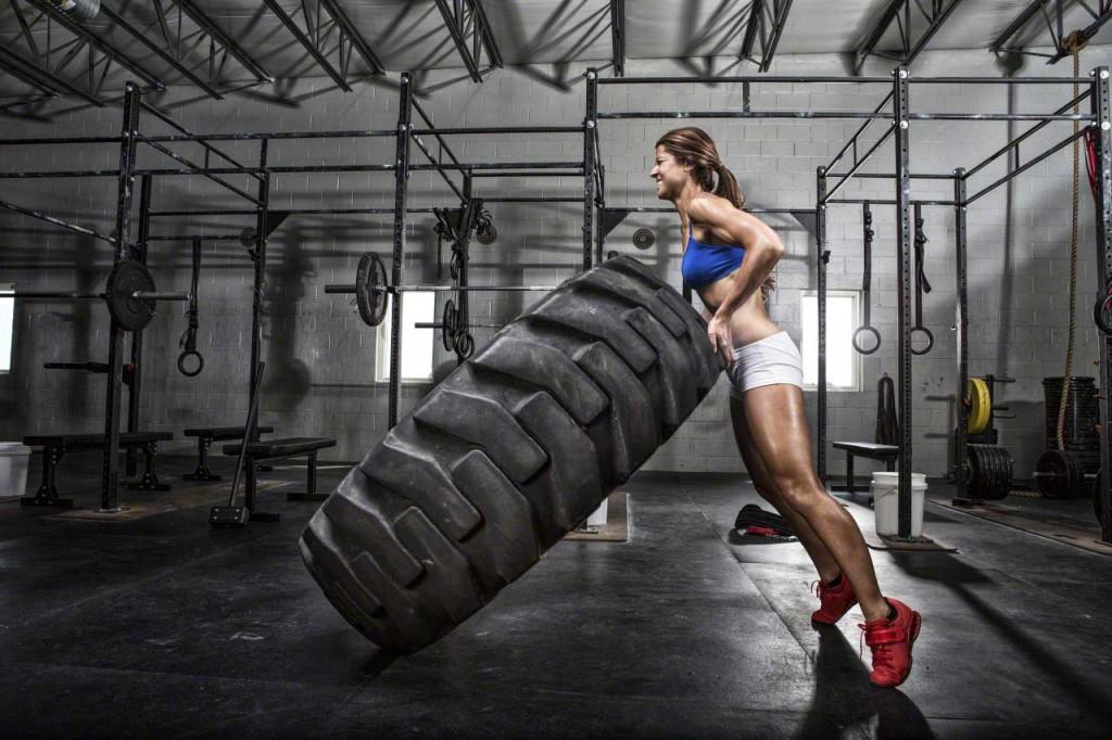 rutinas de CrossFit