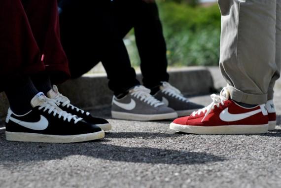 free shipping da92c 65f97 Nike Blazer   Zapatillas Nike Blazer review