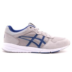 ASICS SHAW RUNNER LIGHT GREY/MONACO