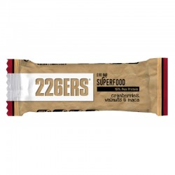 226ERS BARRITA EVO SUPERFOOD 50GR. WALNUTS&CRANBERRY