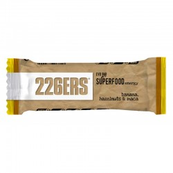 226ERS BARRITA EVO SUPERFOOD 50GR. HAZELNUTS&BANANA