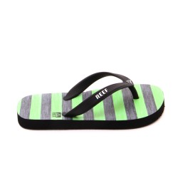 REEF GROM SWITCHFOOT PRIN GREEN/BLA