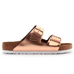 Birkenstock Arizona Metallic SOFT