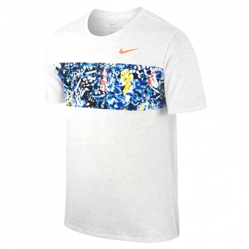 NIKE RUN SYNTHESIS TEE JUNGLE PACK