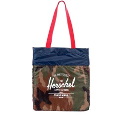 BOLSA HERCHEL PACKABLE TOTE NAVY CAMO