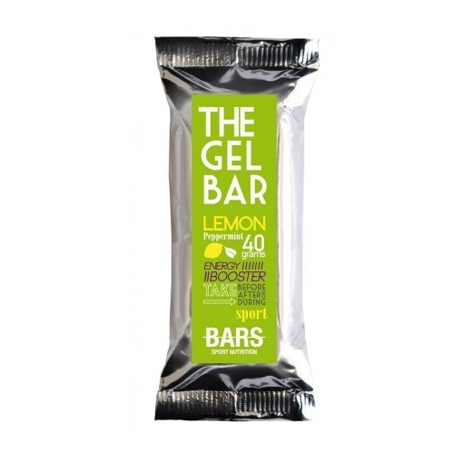 BARS BARRITA GEL LIMON+MENTA 40GR.