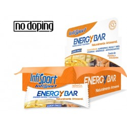 INFISPORT BARRITA ENERGY BAR 40GR. 52383