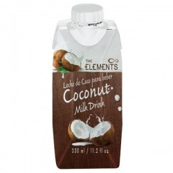 LECHE DE COCO THE ELEMENTS 33CL.
