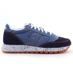 SAUCONY JAZZ O DENIM GREY