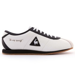 LE COQ SPORTIF WENDON W LEATHER white/black