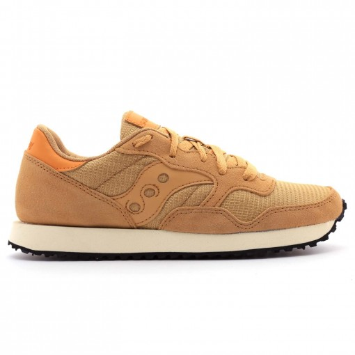 SAUCONY DXN TRAINER TAN