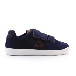 LE COQ SPORTIF COURTONE PS CRAFT dress blue / mustan