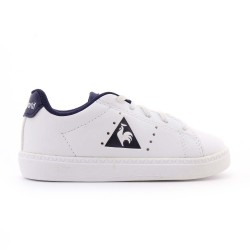 LE COQ SPORTIF COURTONE INF S LEA optical white/dr