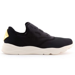 REEBOK FURYLITE SLIP ON LEO BLACK
