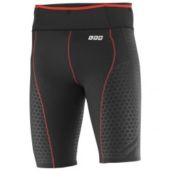SALOMON MALLA S-LAB EXO SHORT TIGHT BLACK