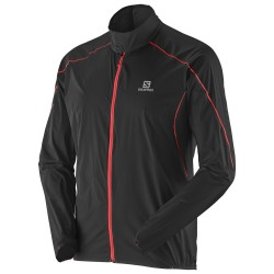 CHAQUETA SALOMON S-LAB LIGHT JKT M BLACK