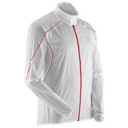 CHAQUETA SALOMON S-LAB LIGHT JKT M WHITE