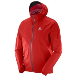 SALOMON CHAQUETA WP BONATTI RED