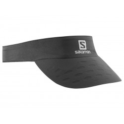 SALOMON VISERA RACE VISOR BLACK L37930600