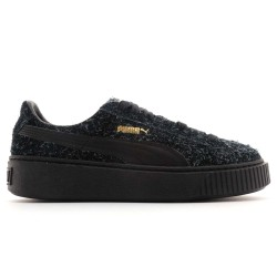 PUMA Suede Plataform Elemental Black
