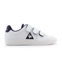 LE COQ SPORTIF COURTONE PS S LEA optical white