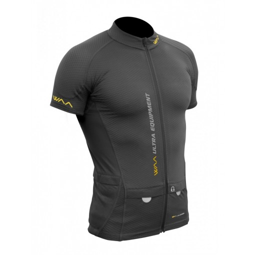 CAMISETA WAA ULTRA CARRIER M/C GRIS