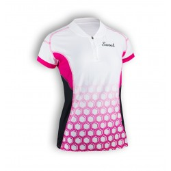 SURAL T-SHIRT RUN SHORT SLEEVE W ROMMY III PINK