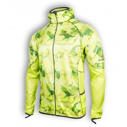 SURAL JACKET KILIMANJARO RAINCOAT ULTRALIGHT GREEN