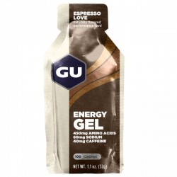 GU Energy Gel Espresso Love c/cafeina