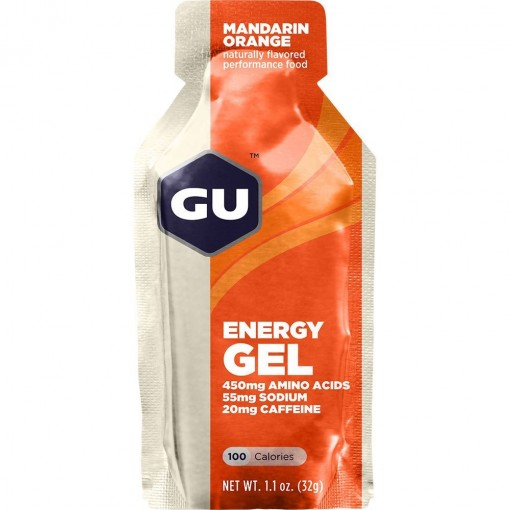 GU ENERGY GEL MANDARIN ORANGE