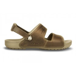CROCS YUKON TWO-STRAP KHAKI