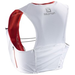Mochila Salomon S-lab Sense Ultra 5l. White L39381700