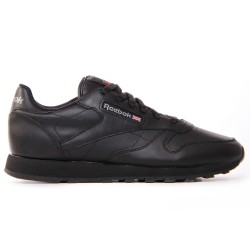 REEBOK CL LTHR BLACK 3912