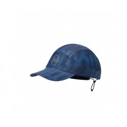 BUFF Gorra Pack Run Deep Logo Dark Navy