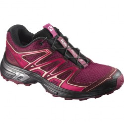 SALOMON WINGS FLYTE 2 W Beet Red