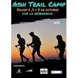 Ashi Trail Camp