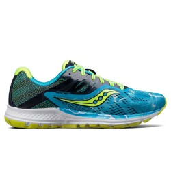 Saucony Ride 10 W S10373-12 Ocean Wave