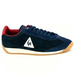 Le Coq Sportif Quartz Perforated Nubuk