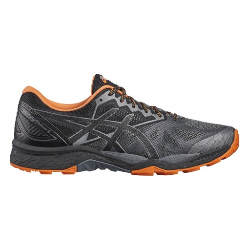 Zapatillas Trail Running Asics Gel Fuji Trabuco 6 Gris